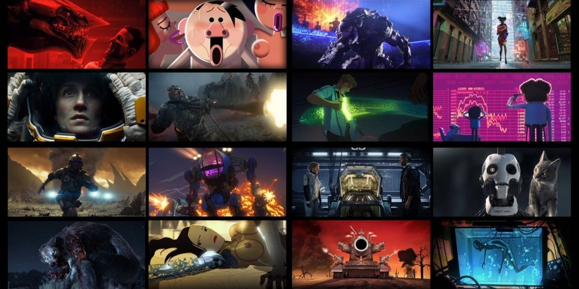 recensione love love death robots di onironautaidiosincratico.blogspot.com