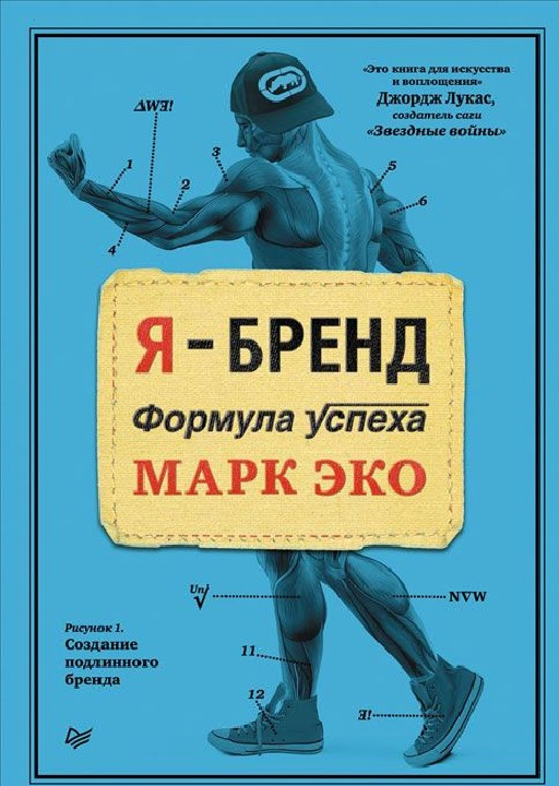 [Видеорецензия] Артем Черепанов: Марк Эко - Я - бренд. Формула успеха