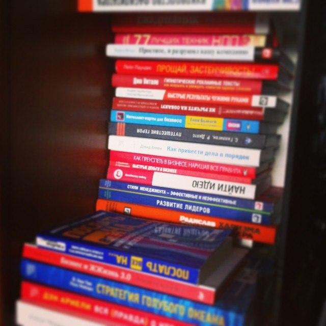 40 книг за неделю