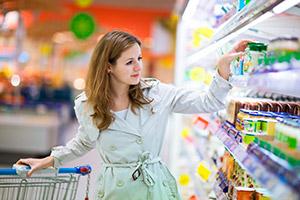 Увеличение продаж в продуктовом магазине